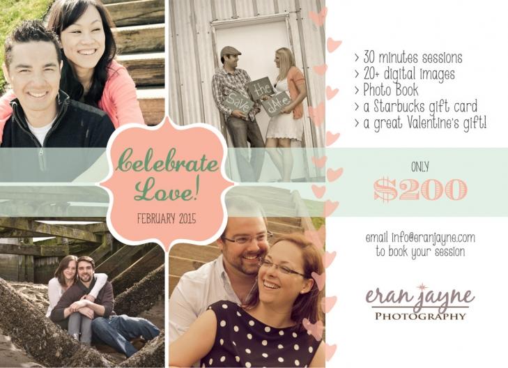 Celebrate Love ad 2015
